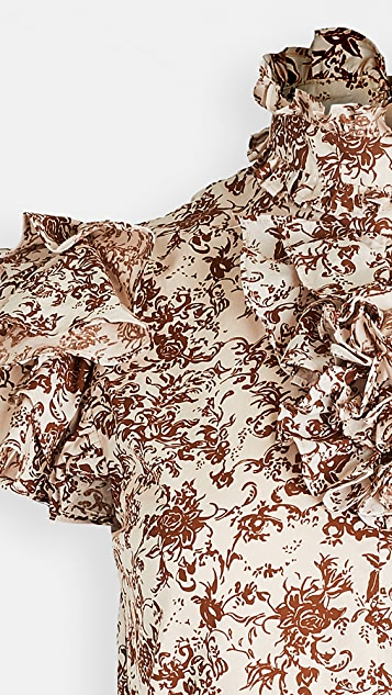 Caroline Constas Kyra Dress