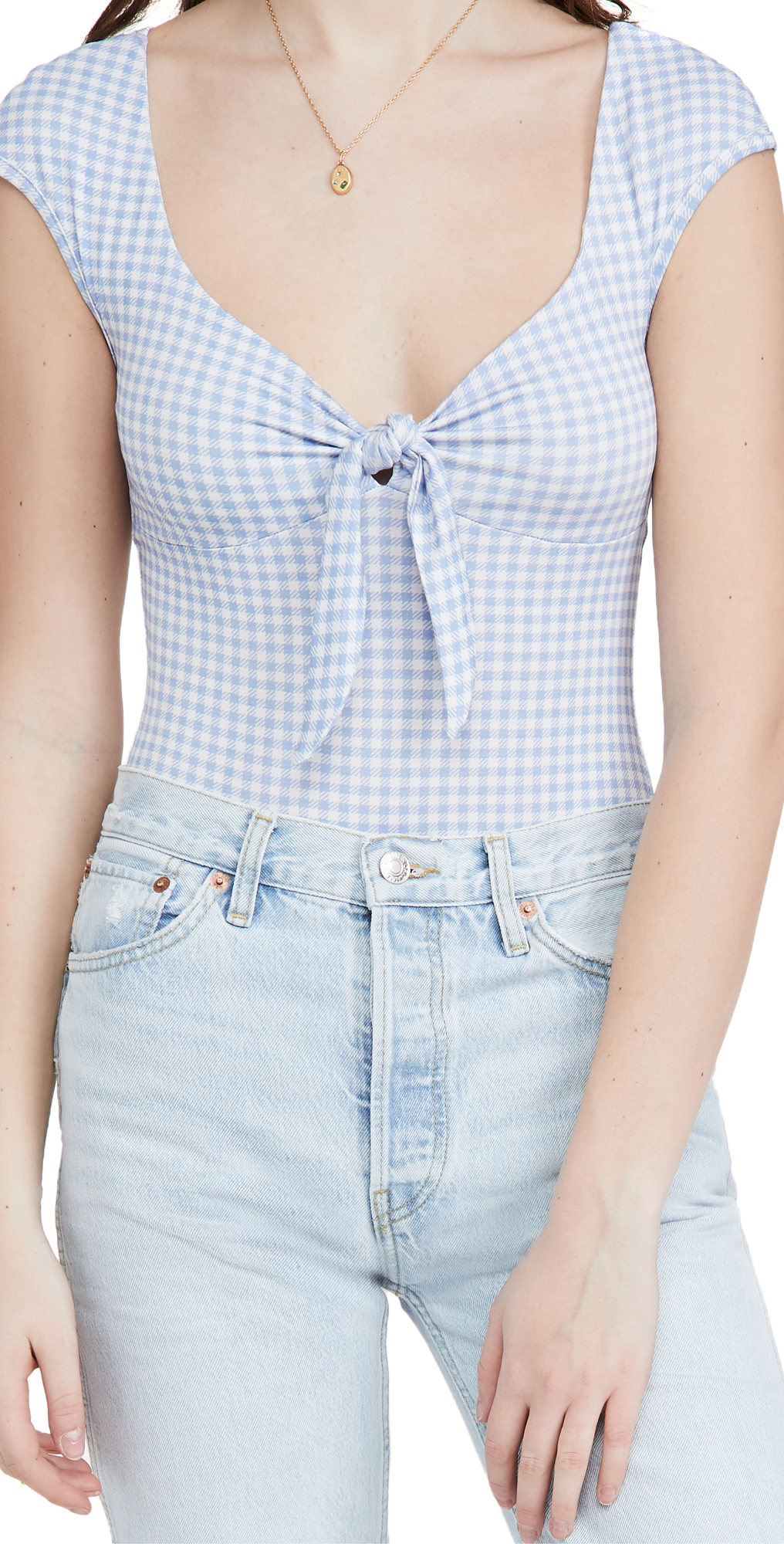 Jessie Short Sleeve Bodysuit