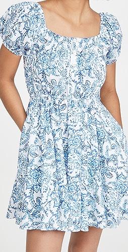 Caroline Constas - Bardot Mini Dress