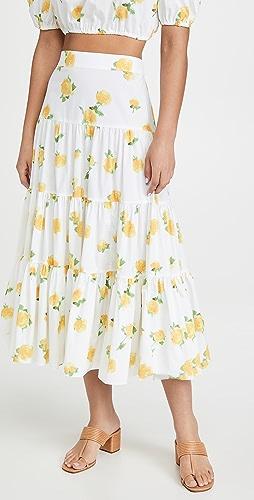 Caroline Constas - Peasant Skirt