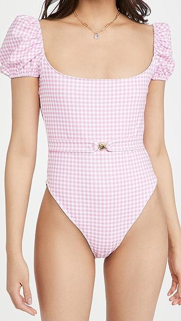 Caroline Constas Delos One Piece Swimsuit