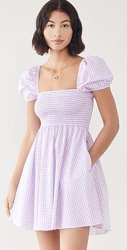 Caroline Constas - Gianna Mini Dress