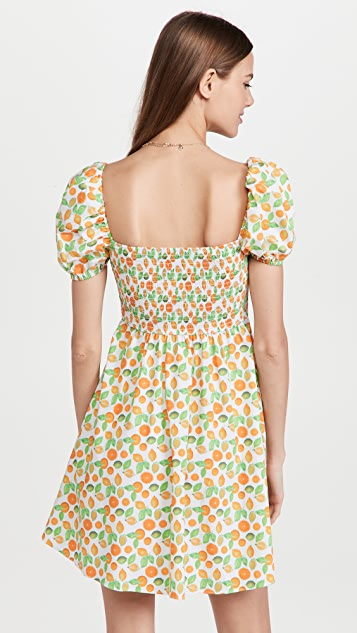 CAROLINE CONSTAS Gianna Mini Dress