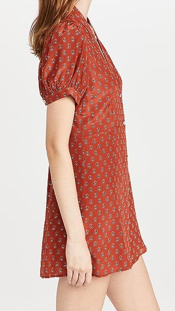 CAROLINE CONSTAS Bel Mini Dress