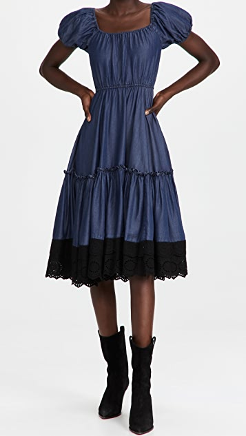 CAROLINE CONSTAS Hazel Dress