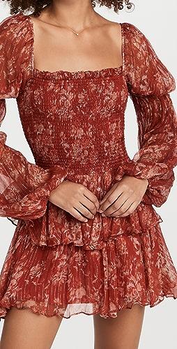CAROLINE CONSTAS - Alexa Dress
