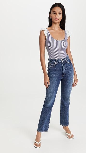 CAROLINE CONSTAS Amara Bodysuit