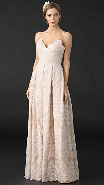 Catherine Deane Helena Gown