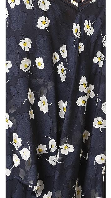 Derek Lam 10 Crosby Two Tier Cami Dress