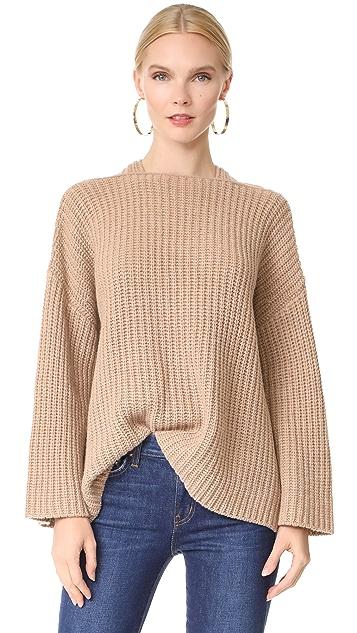 Derek Lam 10 Crosby Crossover Sweater
