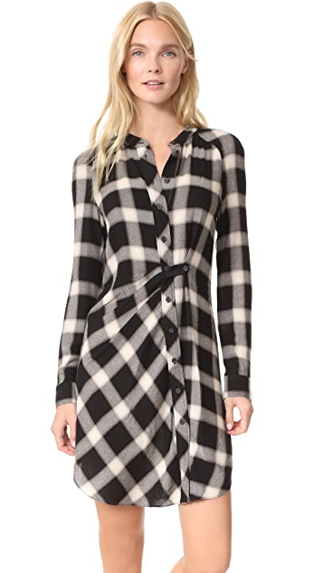 Derek Lam 10 Crosby Button Down Dress