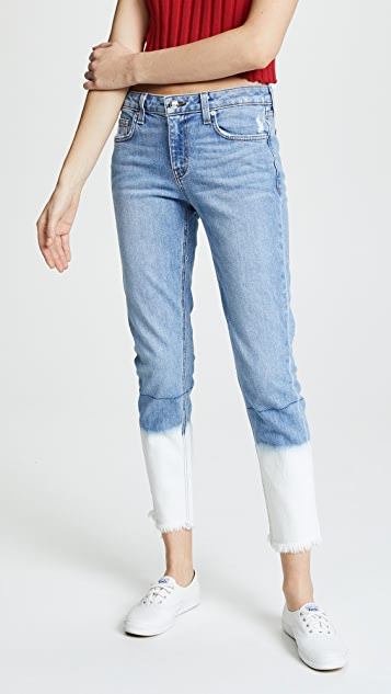 Derek Lam 10 Crosby Mila Girlfriend Jeans