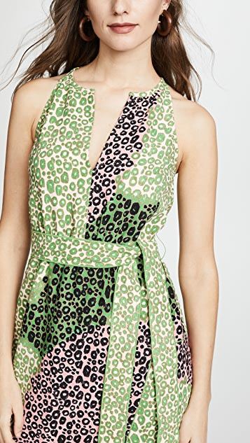 Derek Lam 10 Crosby Belted Dress
