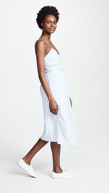 Derek Lam 10 Crosby Ruffle Cami Dress