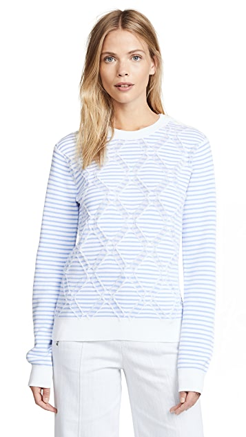 Derek Lam 10 Crosby Pullover Sweater