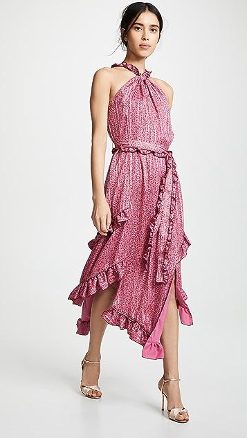 d0c6fbbe8c6d Derek Lam 10 Crosby Asymmetrical Halter Dress