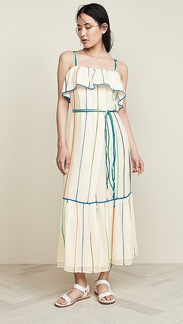 Derek Lam 10 Crosby Dresses Ruffle Cami Dress