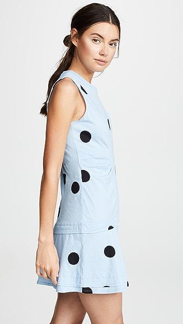 Derek Lam 10 Crosby Sleeveless Dress