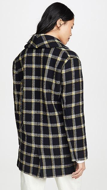 Derek Lam 10 Crosby Пальто-кокон