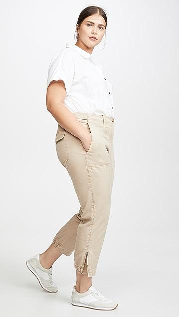 Derek Lam 10 Crosby 工装裤