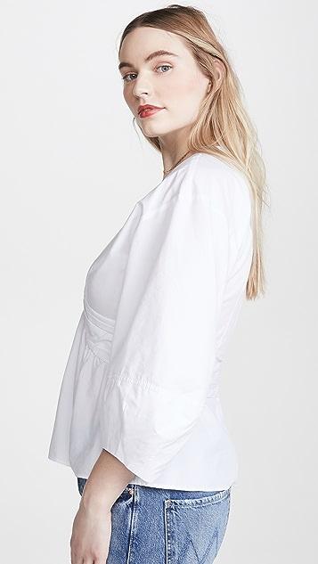 Derek Lam 10 Crosby Noe 女式衬衫