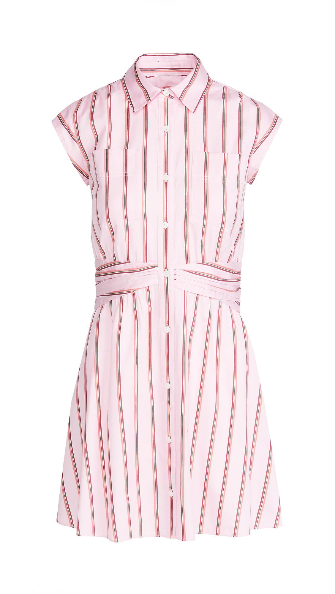 Derek Lam 10 Crosby Cora Shirt Dress