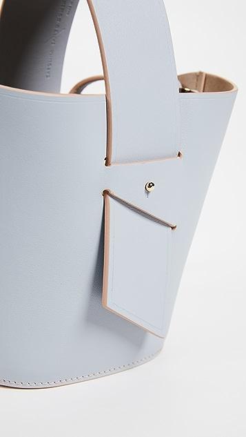 Carolina Santo Domingo Amphora Mini Adjustable Cross Body Bag