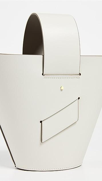 Carolina Santo Domingo Amphora Adjustable Crossbody Bag