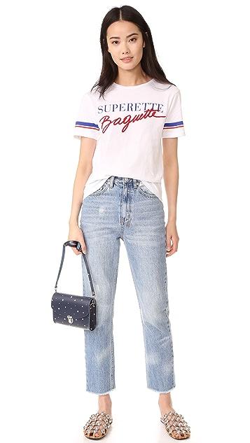 Etre Cecile Superette Baguette T Shirt