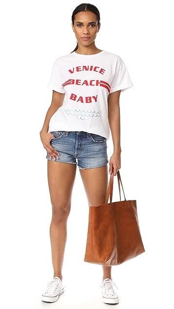 Etre Cecile Venice Beach Baby Tee