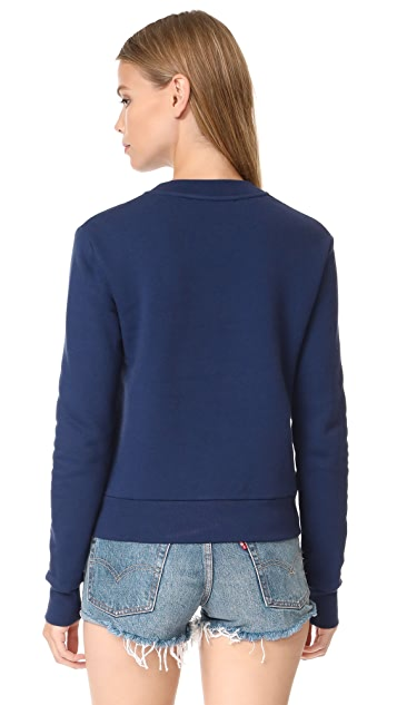 Etre Cecile French Kissing Sweatshirt