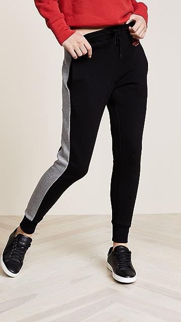 Etre Cecile Etre Cecile Track Pants - Black/Medium Grey