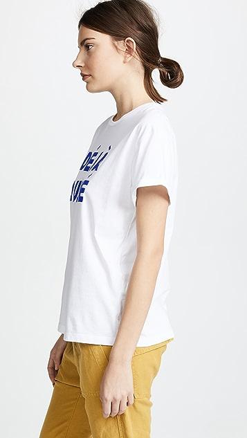 Etre Cecile Deja Dude Oversize T-Shirt