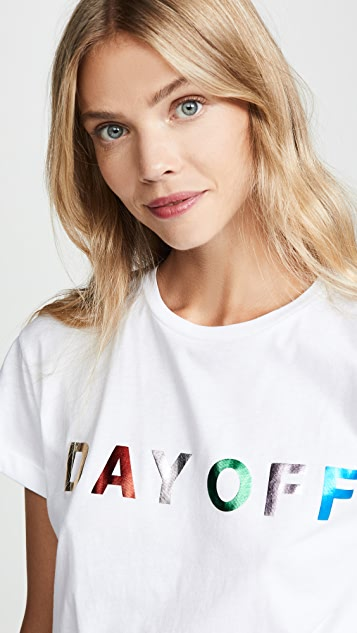 Etre Cecile Day Off Oversize T-Shirt