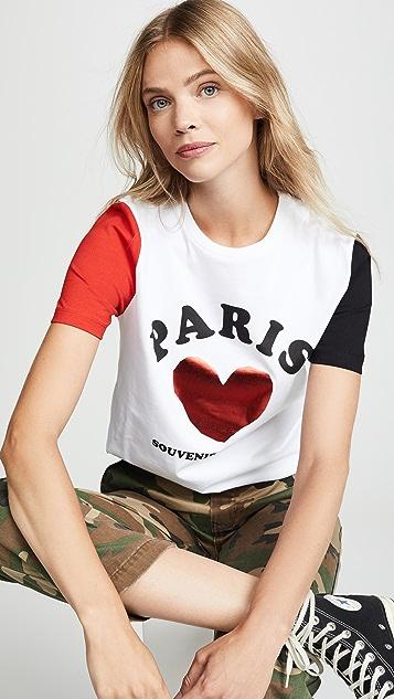 Etre Cecile Paris Souvenir T-Shirt