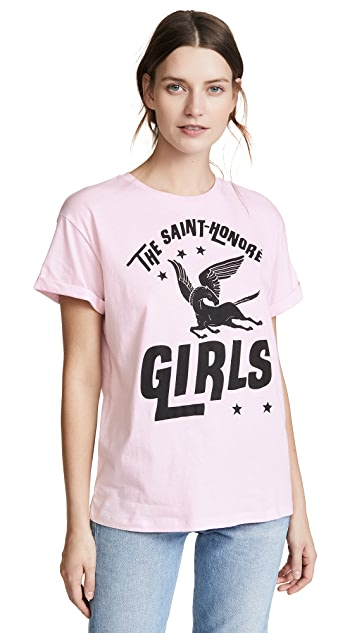 Etre Cecile St Honore Girls Oversized Tee