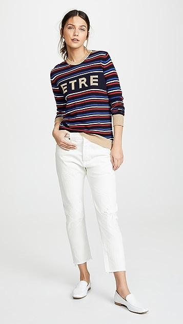 Etre Cecile Etre Boyfriend Knit Sweater