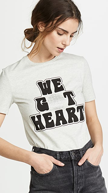 Etre Cecile We Got Heart Tee