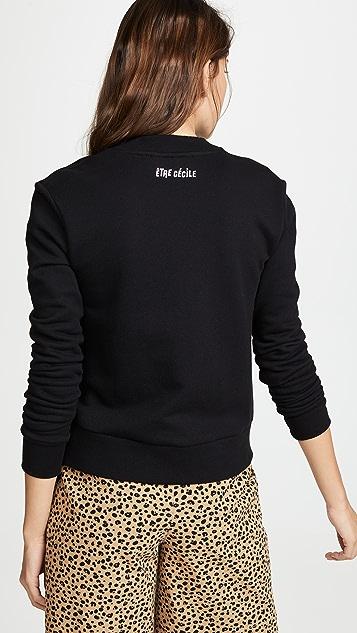 Etre Cecile Glamorama Sweatshirt
