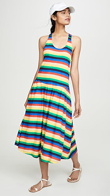 Etre Cecile Rainbow Luna Dress