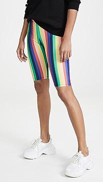 Rainbow Fifi Bike Shorts