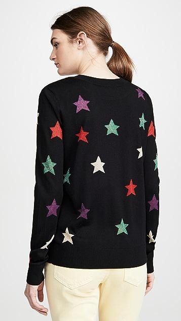 Etre Cecile Star Sweater
