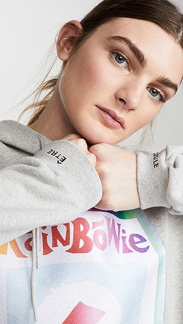 Etre Cecile Rainbowie Sweatshirt