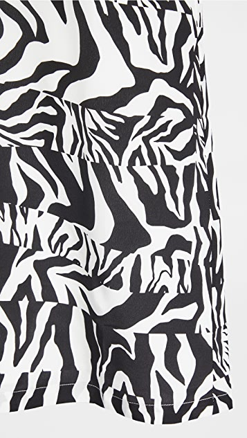 Etre Cecile Zebra Eleanor Dress
