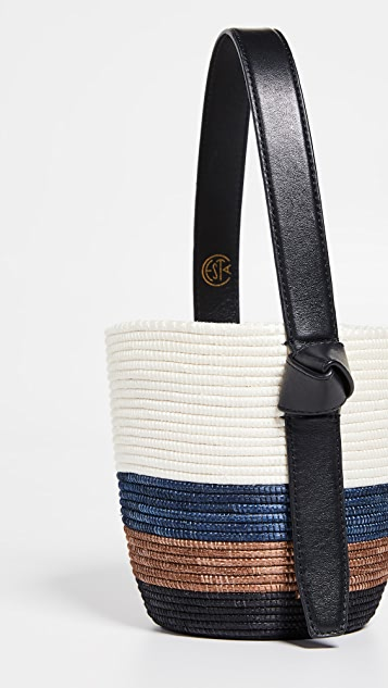 Cesta Collective Tri Stripe Lunch Pail Bag