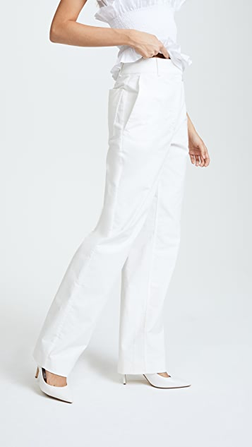 Cedric Charlier Corduroy Trousers