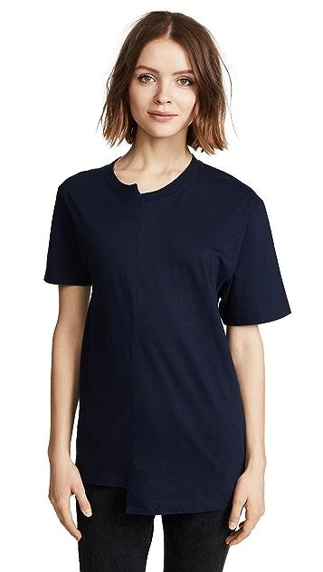 Cedric Charlier Asymmetrical T-Shirt