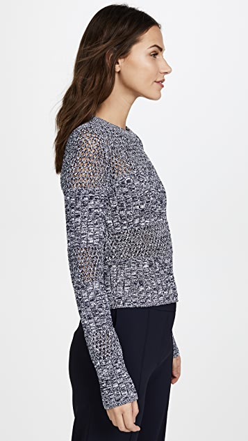 Cedric Charlier Block Sweater