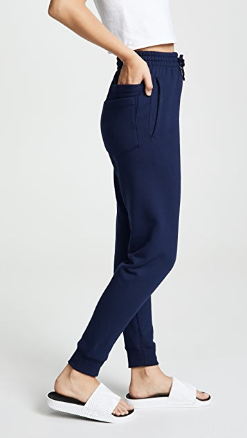 Cedric Charlier Drawstring Pants
