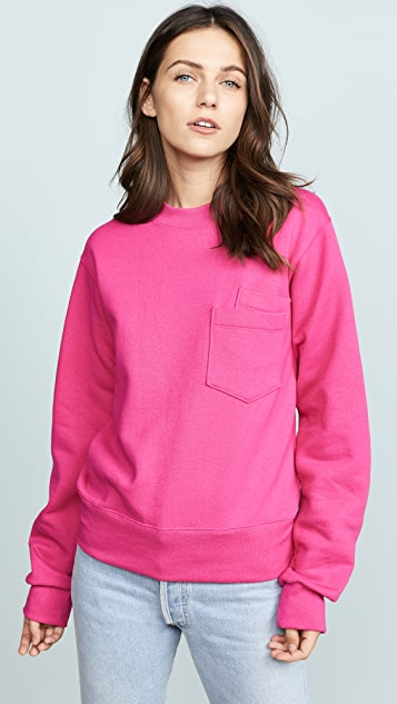 Cedric Charlier Double Pocket Pullover